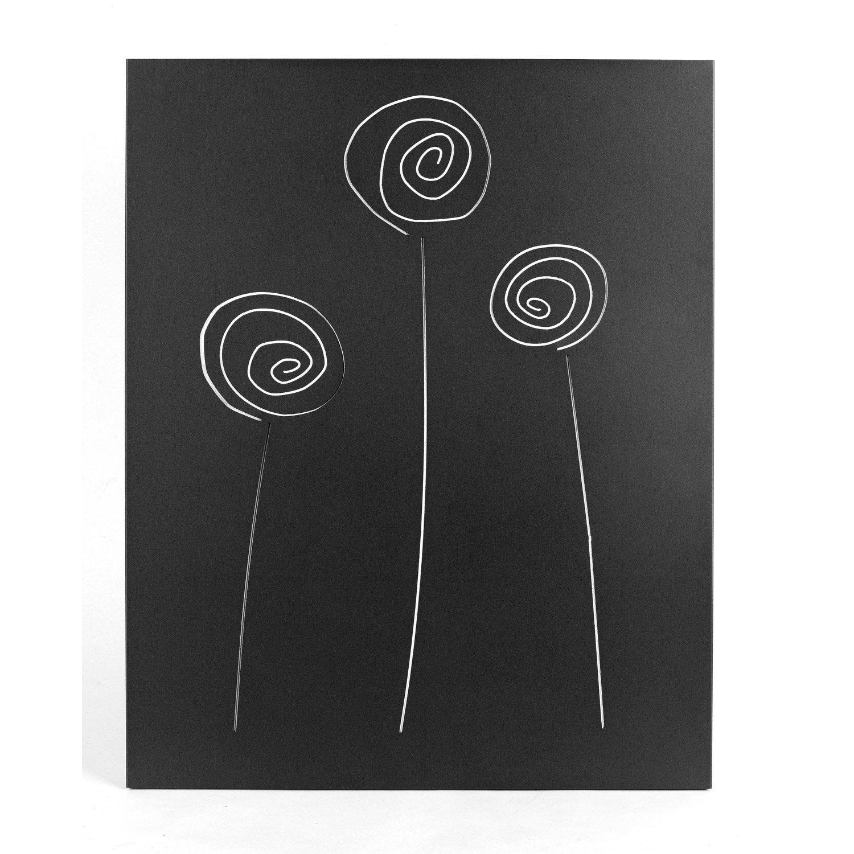 Plaque de protection murale noir givr atelier dixneuf for Plaque de cuisine murale