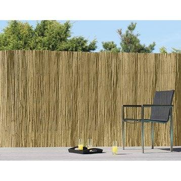 brise vue canisse brande brise vent leroy merlin. Black Bedroom Furniture Sets. Home Design Ideas