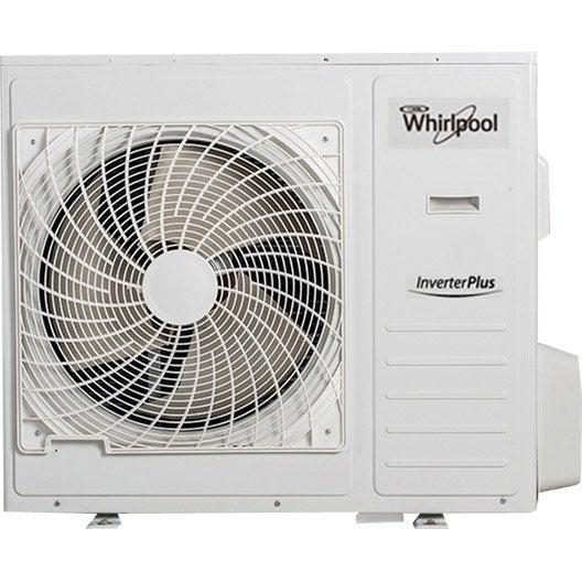 Climatiseur fixe inverter unit ext rieure wa24odu - Leroy merlin climatiseur ...