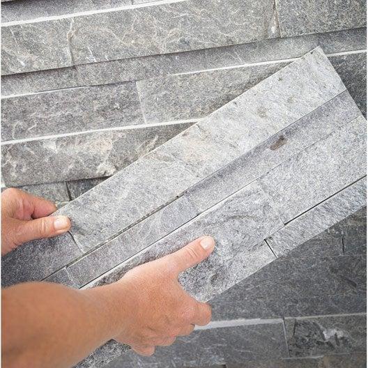 poser des plaquettes de parement intérieures (3h) | leroy merlin