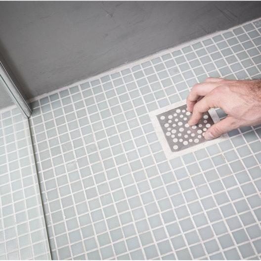 installer une douche l 39 italienne 3h leroy merlin. Black Bedroom Furniture Sets. Home Design Ideas