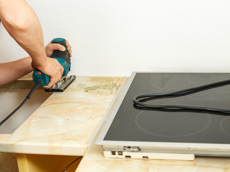 Demonter Plaque De Cuisson Electrique remplacer des plaques de cuisson   leroy merlin