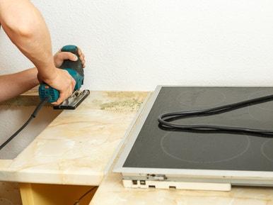 comment installer une plaque de cuisson encastrable. Black Bedroom Furniture Sets. Home Design Ideas