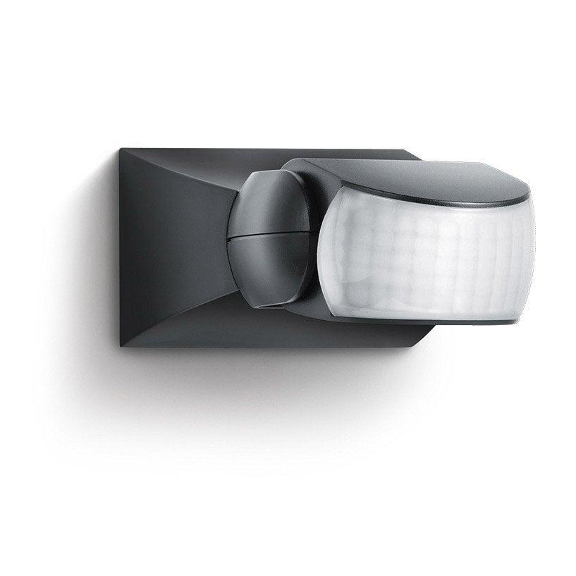 d tecteur de mouvement 120 steinel is 1 leroy merlin. Black Bedroom Furniture Sets. Home Design Ideas