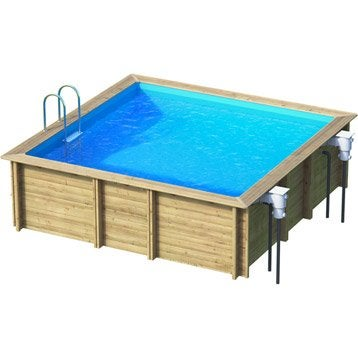 Piscine piscine et spa leroy merlin for Piscine hors sol 5x4