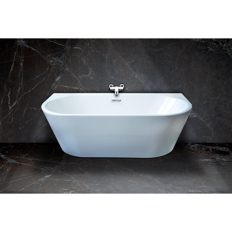 baignoire ilot petite taille perfect petite baignoire ilot x sabot cm dimension lot petite. Black Bedroom Furniture Sets. Home Design Ideas
