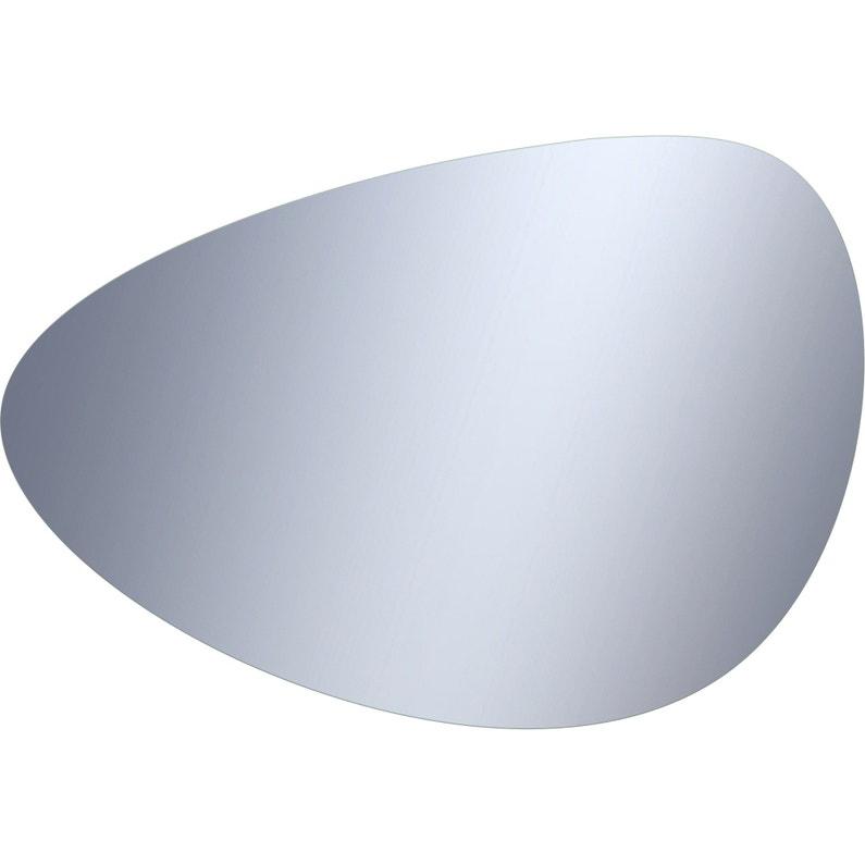 Miroir Lumineux Avec éclairage Intégré L 80 X H 55 Cm Gota