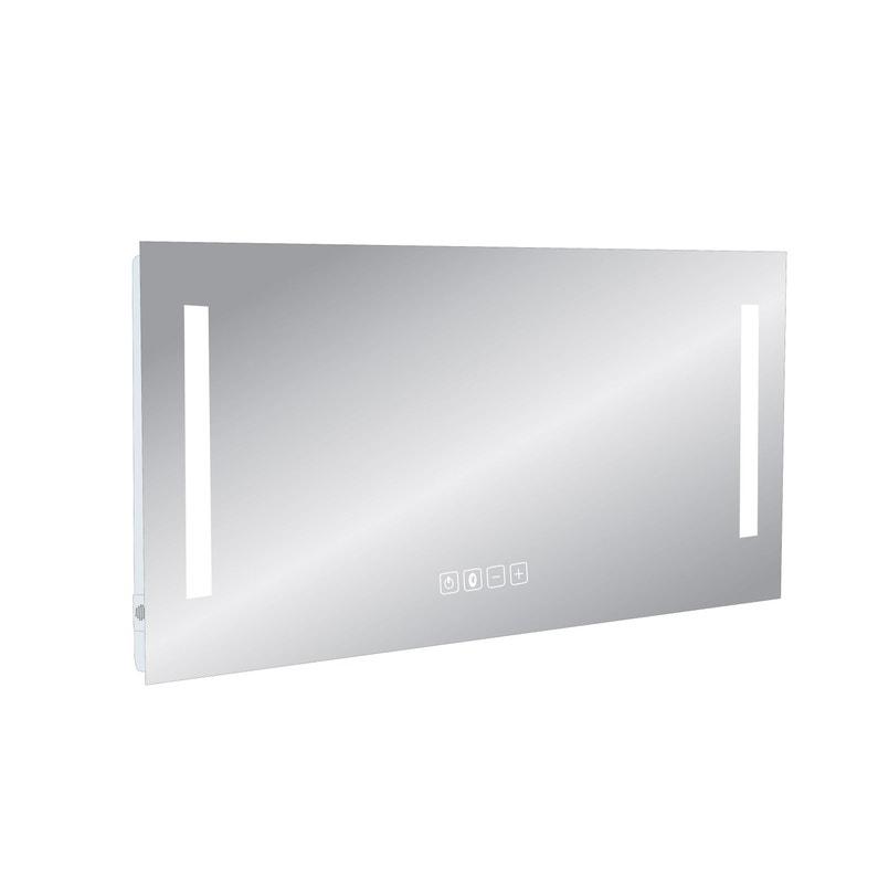 Miroir Lumineux Avec éclairage Intégré L 120 X H 70 Cm Suono