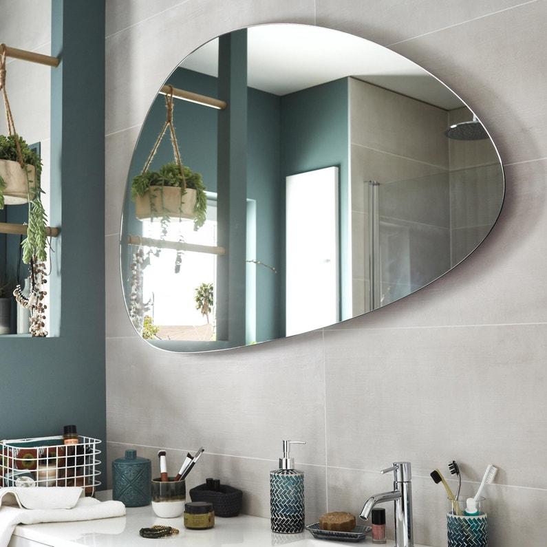 Miroir Lumineux Avec éclairage Intégré L 120 X H 80 Cm Gota
