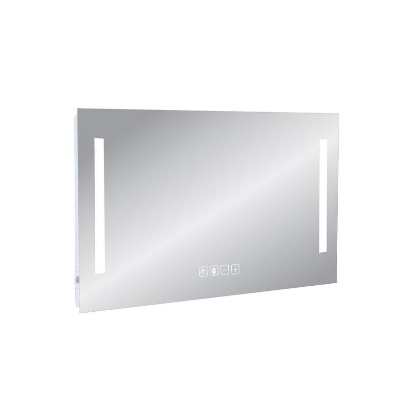 Miroir Lumineux Avec éclairage Intégré L 90 X H 70 Cm Suono