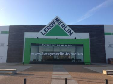 Leroy Merlin Melun Cesson Retrait 2h gratuit en magasin Leroy Merlin