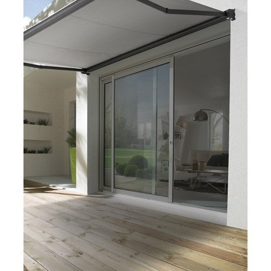 store banne electrique coffre integral great store banne coffre intgral with store banne. Black Bedroom Furniture Sets. Home Design Ideas