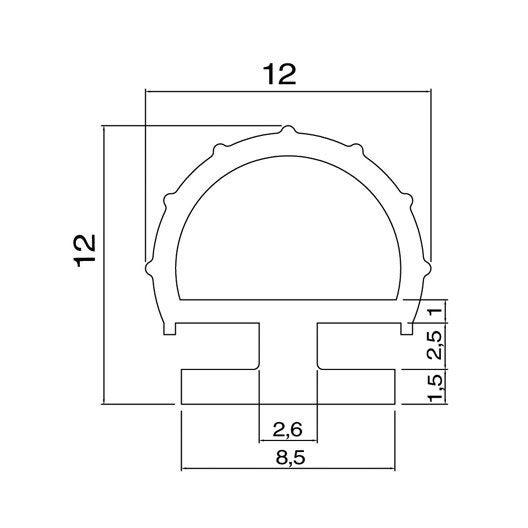 joint d 39 tanch it pare baignoire 100 cm leroy merlin. Black Bedroom Furniture Sets. Home Design Ideas