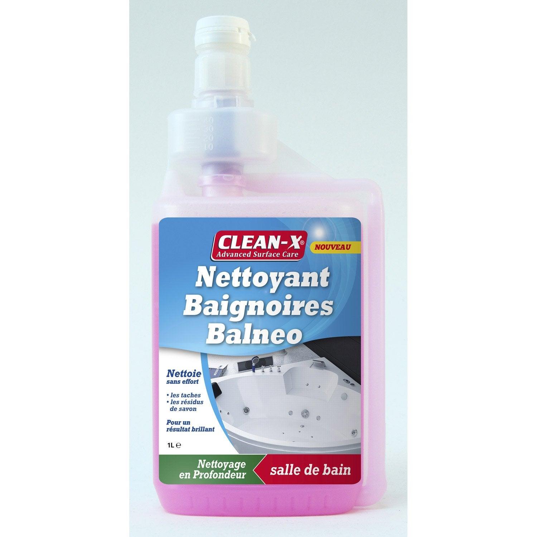 Produit d 39 entretien des canalisations baln o 1 l leroy merlin - Remontee d odeur des canalisations ...