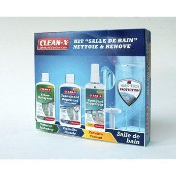 Produits d 39 entretien accessoires et miroir de salle de for Produit contre moisissure salle de bain