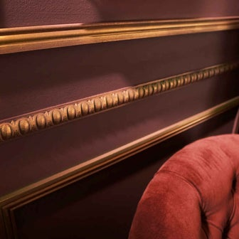 Bien choisir sa peinture pour boiseries int rieures for Boiserie leroy merlin