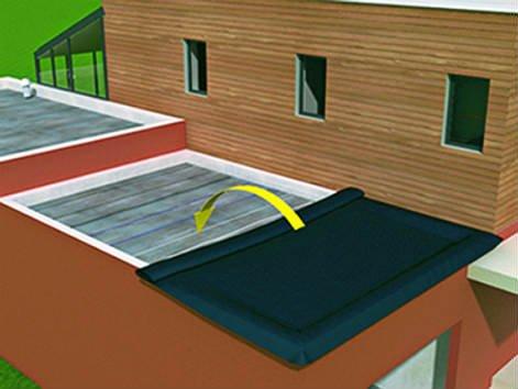 comment tancher un toit plat leroy merlin. Black Bedroom Furniture Sets. Home Design Ideas