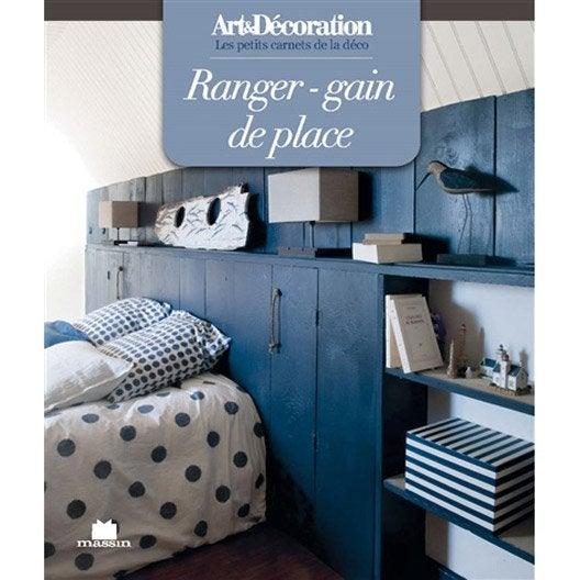 ranger gain de place massin leroy merlin. Black Bedroom Furniture Sets. Home Design Ideas
