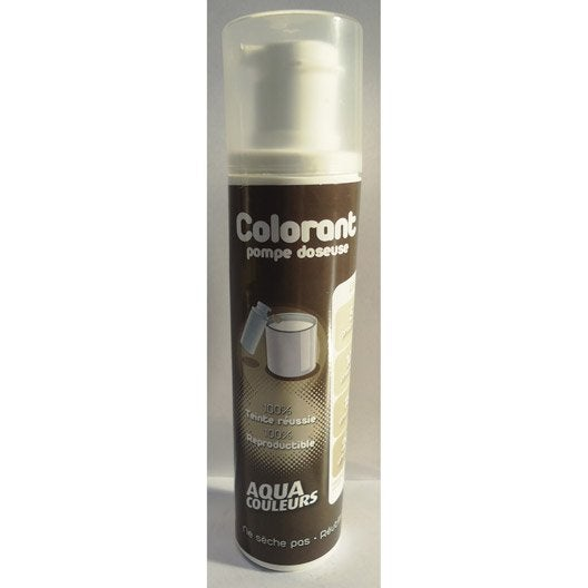 colorant spcial peinture acrylique aquacouleurs lin 100 ml - Peinture Colorant