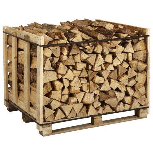 Bûches WOODSTOCK en palette, 509.15 kg