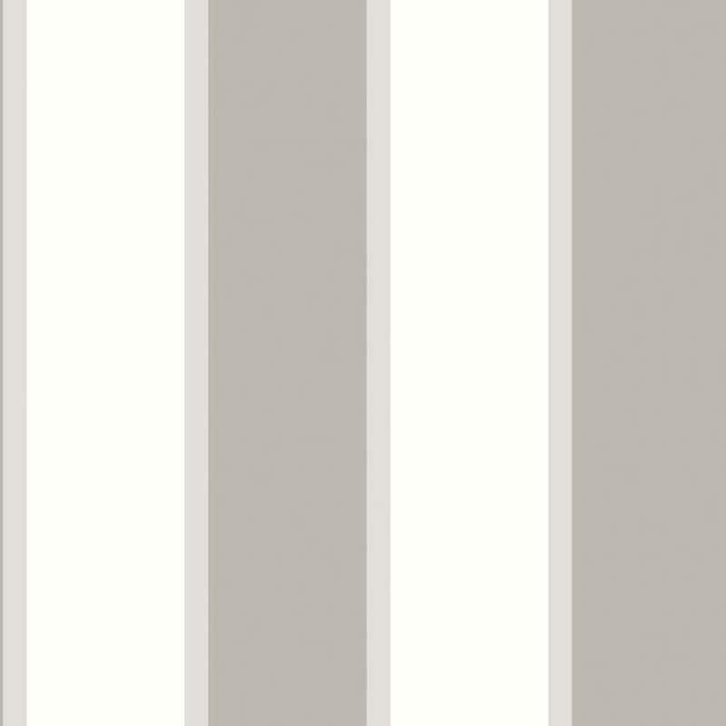 Papier Peint Vinyle Jeu De Rayures Gris Blanc Leroy Merlin