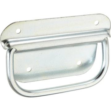accessoires de valise et de malle poign e caisse coin valise au meilleur prix leroy merlin. Black Bedroom Furniture Sets. Home Design Ideas