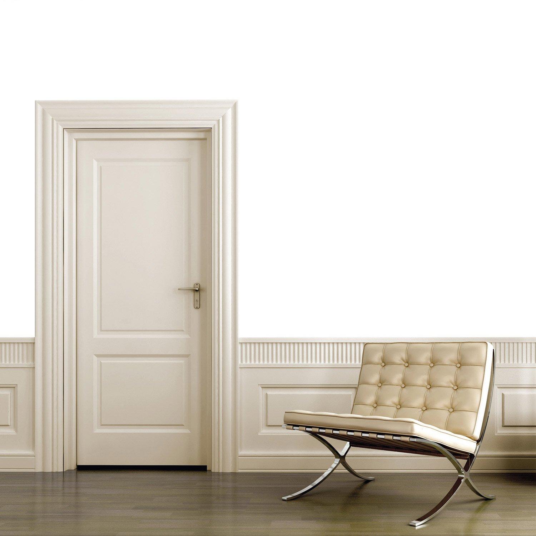 papier peint intiss aurora blanc leroy merlin. Black Bedroom Furniture Sets. Home Design Ideas