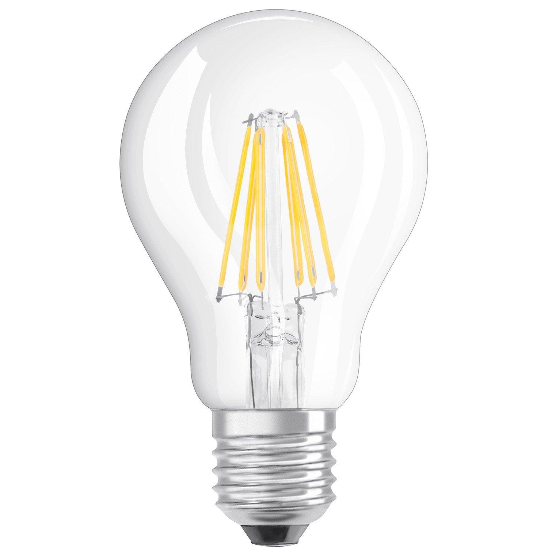À E27 Led ChaudOsram Filament Ampoule Lm60 Goutte Blanc 806 W QCrsthd