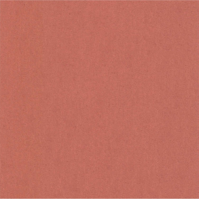 Papier Peint Expanse Uni Couleur Matiere Orange Leroy Merlin