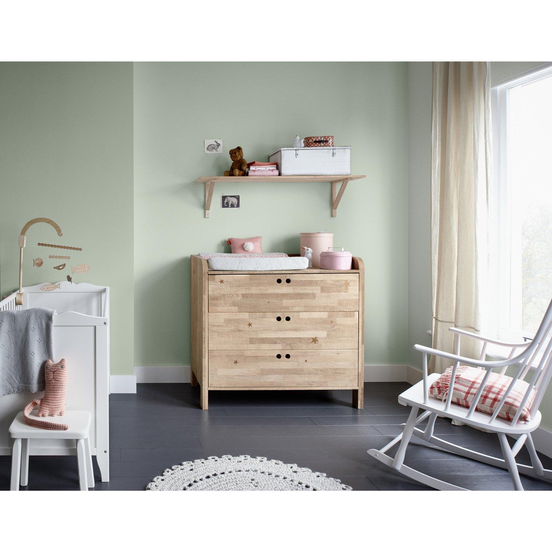 Chambre douce et prête pour bébé | Leroy Merlin
