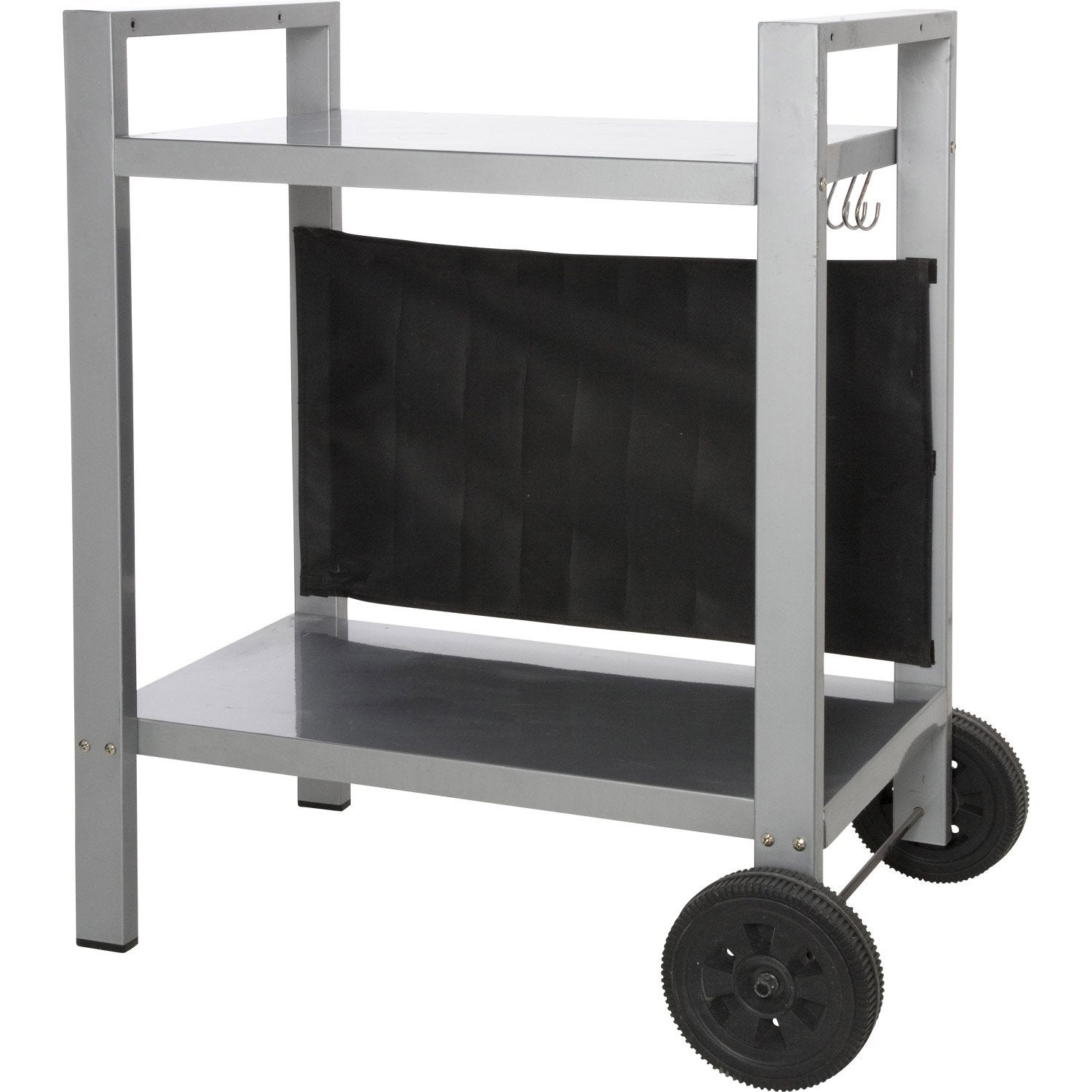 Chariot Metal Gris Anthracite Leroy Merlin