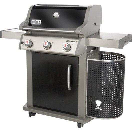 Barbecue au gaz weber spirit e310 leroy merlin - Barbecue weber gaz pas cher ...
