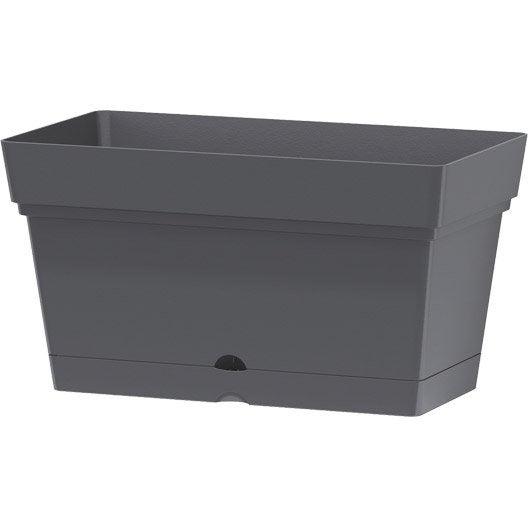 bac r serve d 39 eau en plastique deroma coloris. Black Bedroom Furniture Sets. Home Design Ideas