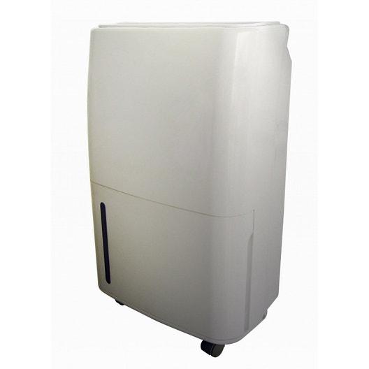 d shumidificateur d 39 air equation wdh 716eb 20r 20 l jour leroy merlin. Black Bedroom Furniture Sets. Home Design Ideas
