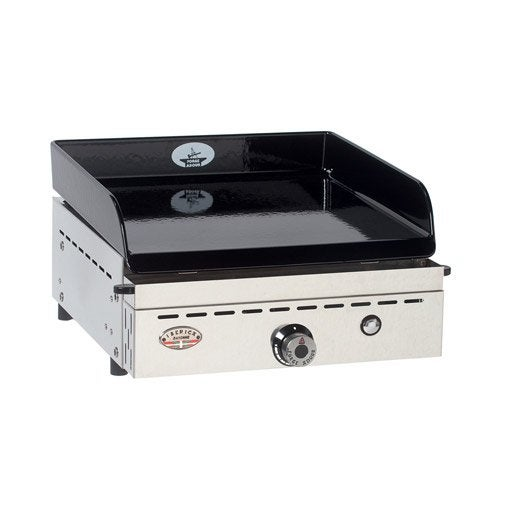 Plancha gaz leroy merlin top plancha for Barbecue a gaz leroy merlin