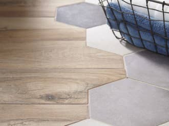 Carrelage parquet et sol souple leroy merlin for Claire carrelage