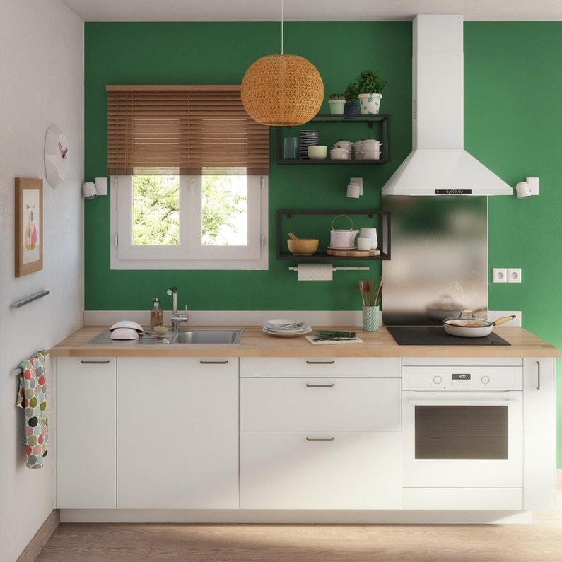 Facade De Tiroir De Cuisine Sofia Blanc Delinia Id H 25 3 X L