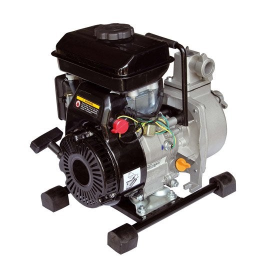 Motopompe essence 4 temps flotec hydroblaster 1 8 d bit for Essence 2 temps leroy merlin