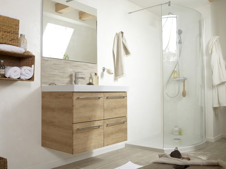 Mobilier table Salle de bain remix