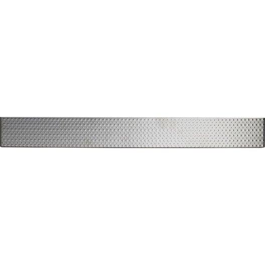 listel dotty gris l 4 5 x cm leroy merlin. Black Bedroom Furniture Sets. Home Design Ideas