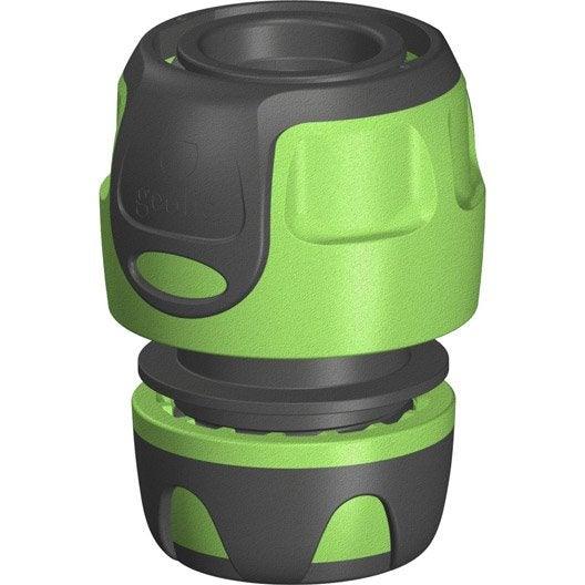 Raccord d 39 arrosage automatique robinet s lecteur vanne for Adaptateur robinet interieur tuyau arrosage