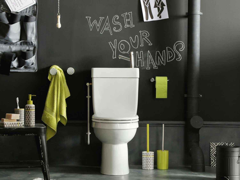 Comment poser une robinetterie pour vasque leroy merlin - Decorer wc ...