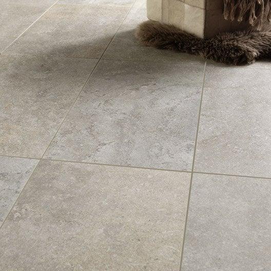 Carrelage sol et mur beige effet pierre pietra x for Catalogue carrelage point p