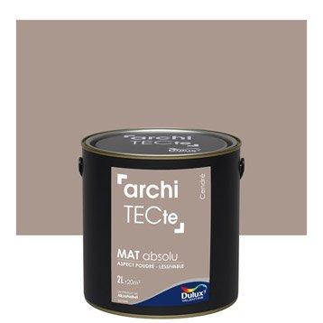 Peinture gris cendre DULUX VALENTINE Architecte 2 l