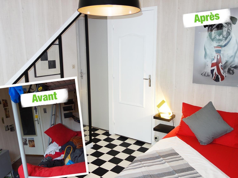 Chambres d ado decoration de chambre d ado fille 9 2 - Relooking chambre ado ...