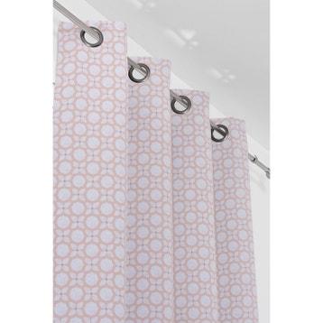 rideau rideau occultant thermique tamisant au meilleur. Black Bedroom Furniture Sets. Home Design Ideas