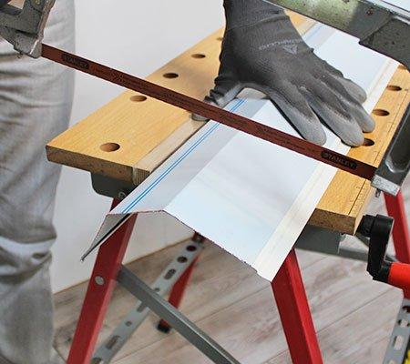 Volet Roulant Manuel Pvc Blanc Manuel A Sangle H 155 X L 120 Cm Leroy Merlin