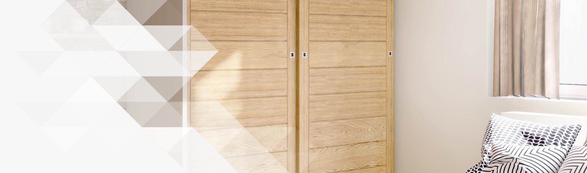Deco Porte De Placard porte de placard et cloison - standard et personnalisable