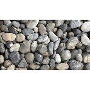Galets zen en pierre naturelle, tigré, 50/70 mm, 25 kg