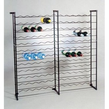 range bouteilles et accessoires casier bouteille vin au meilleur prix leroy merlin. Black Bedroom Furniture Sets. Home Design Ideas